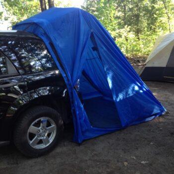 Minivan TailVeil with Rainfly